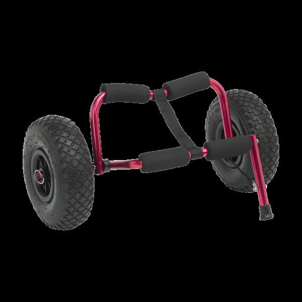 Caddy Trolley Red