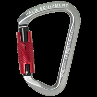 Palm Autolock Karabiner Silver
