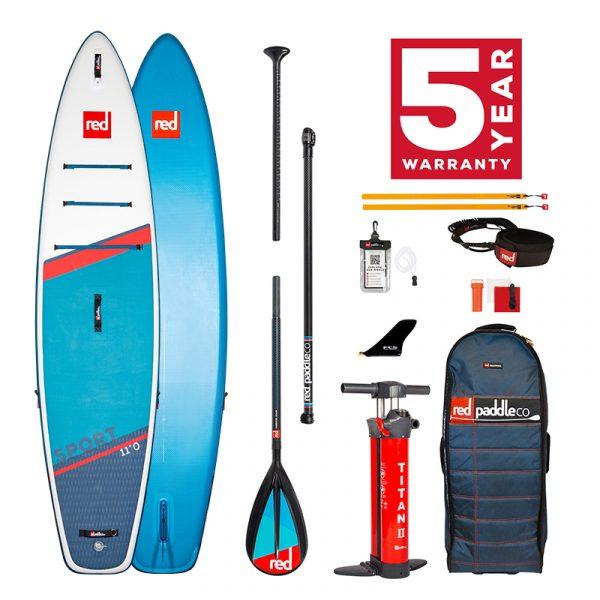 Sport 11 Carbon/Nylon Package