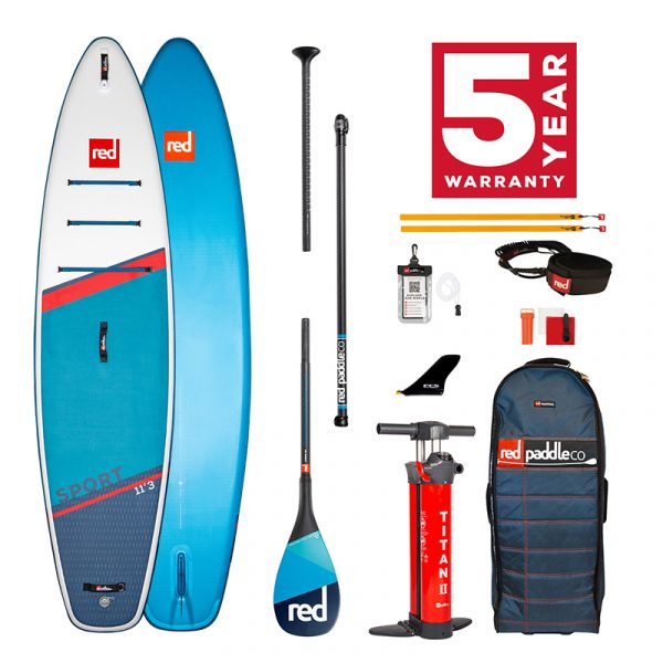 Sport 11'3 Carbon 100 Package