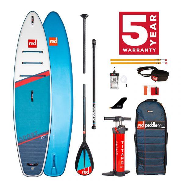 Sport 11'3 Carbon/Nylon Package