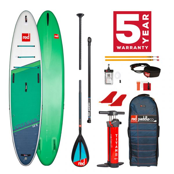 Voyager 12'6 Carbon/Nylon Package