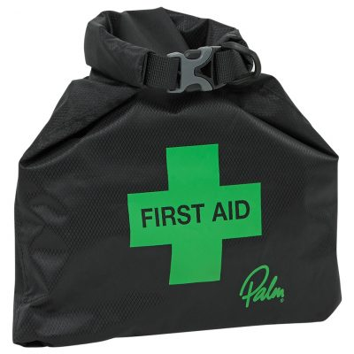 First Aid Organiser Black One Size