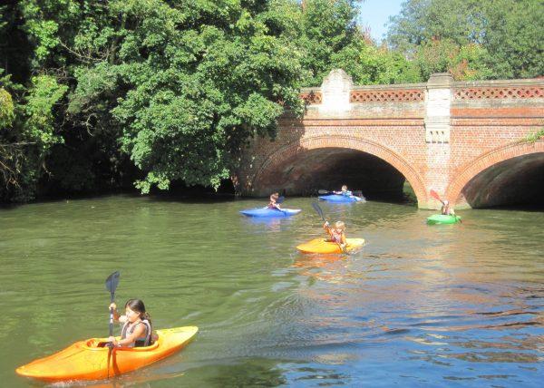 Children's Kayak Taster Session