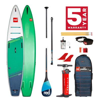 Voyager 13'2 Carbon 100 Package