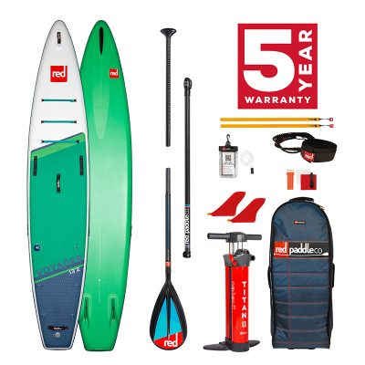Voyager 13'2 Carbon/Nylon Package