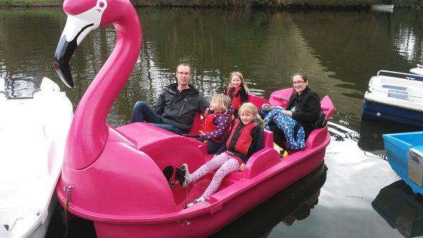 Leisure Flamingo Pedalo