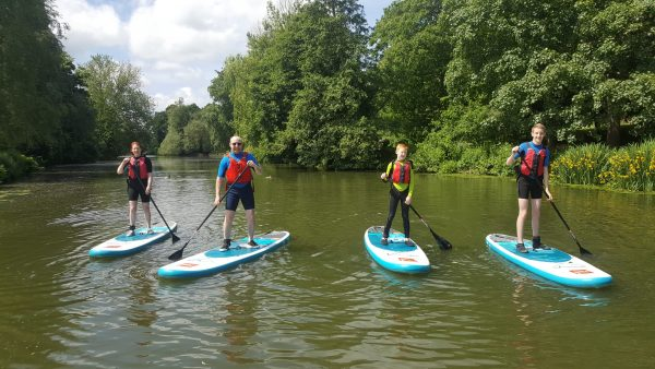 Family SUP Experience
