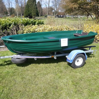 Kingfisher 300 Rowing Boat
