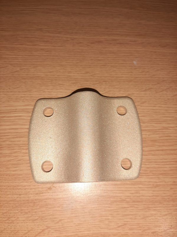 Heavy Duty Brass Rowlock Socket Only