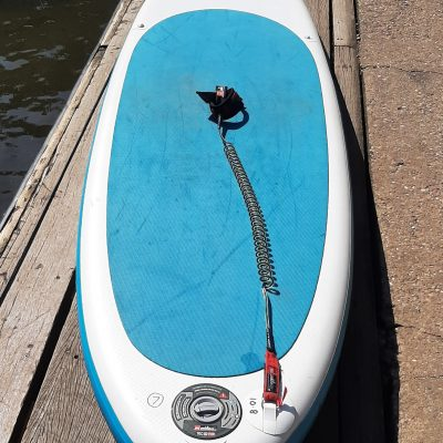 Ex Fleet Stand up paddle board red paddle co school board 10.6