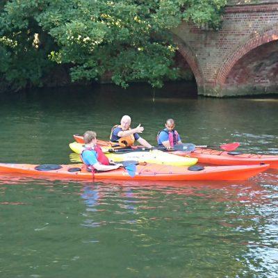 Canoe & kayak courses