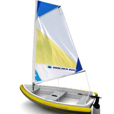 Walker Bay 8 Breeze Sail/Tube kit PVC