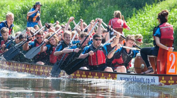 Adult Dragon Boat Event