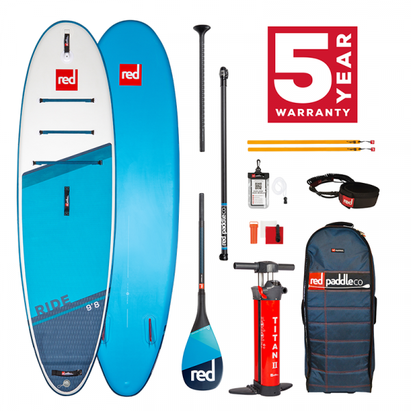 Ride 9'8 Carbon 100 Package