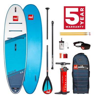 Ride 9'8 Carbon/Nylon Package