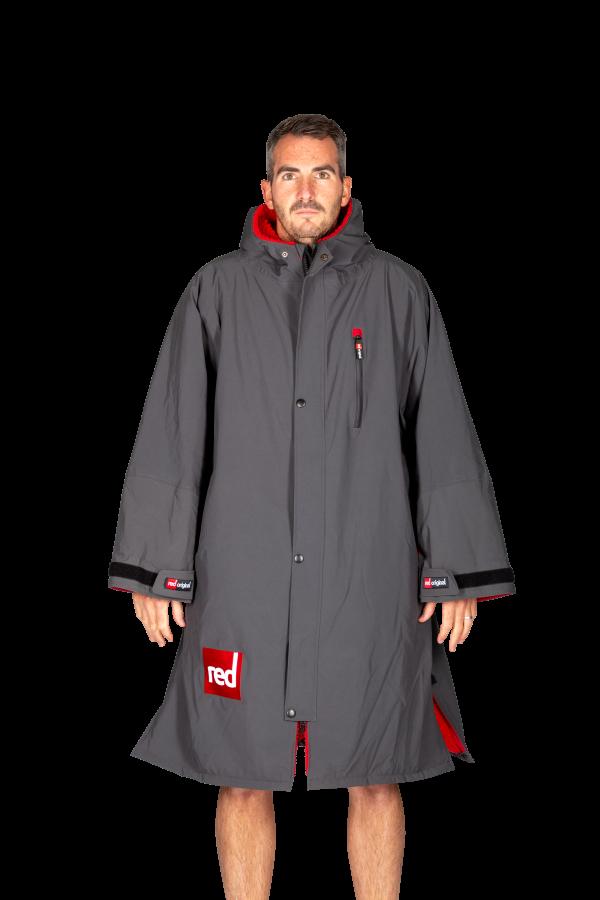 Red Original Pro Change Jacket Long Sleeve