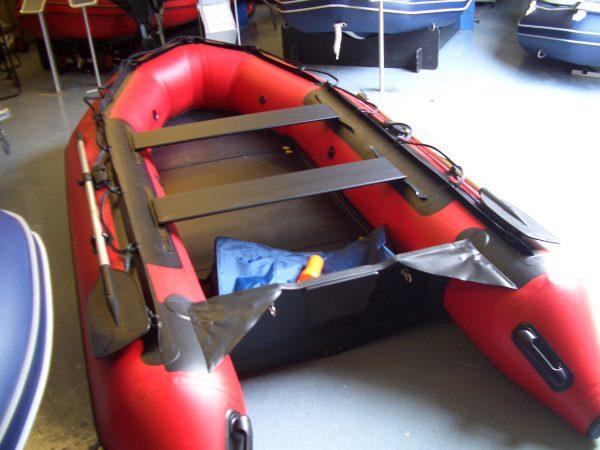 Vanguard 335 Heavy Duty Inflatable