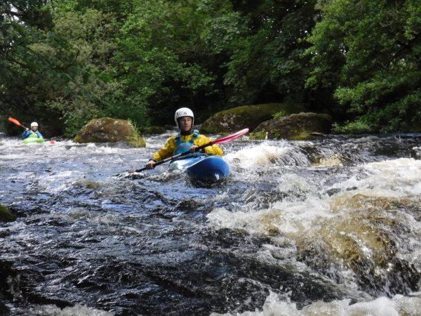 White Water Kayak Weekend