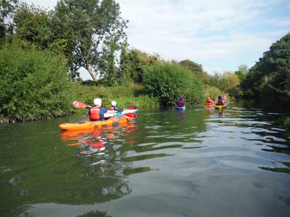Intermediate Kayak Course