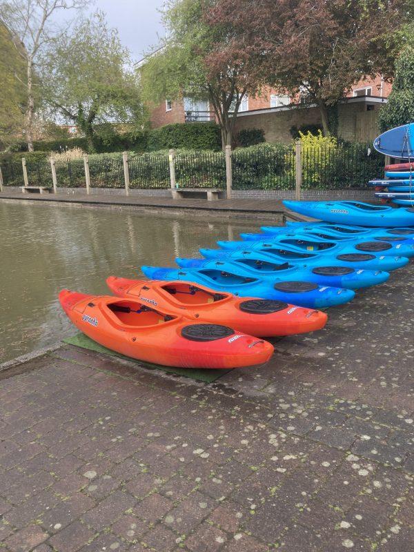 Evening Kayak Hire