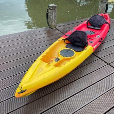 GUL Double Kayak SOT (Ex-demo)