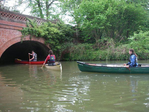 Family Canoe Experience