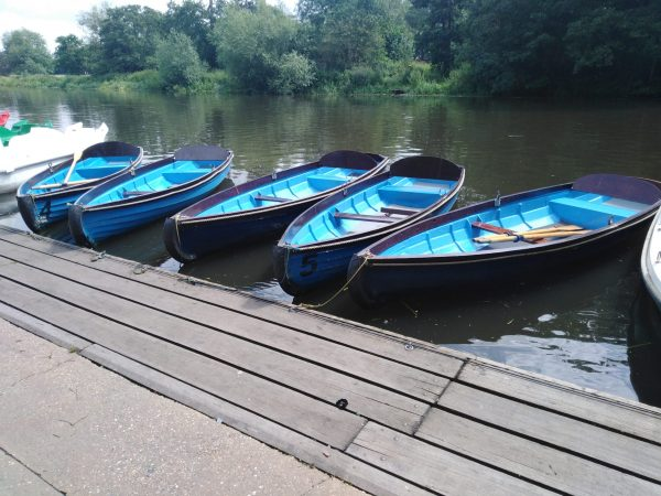 Used Leisure 14 ft Row boat