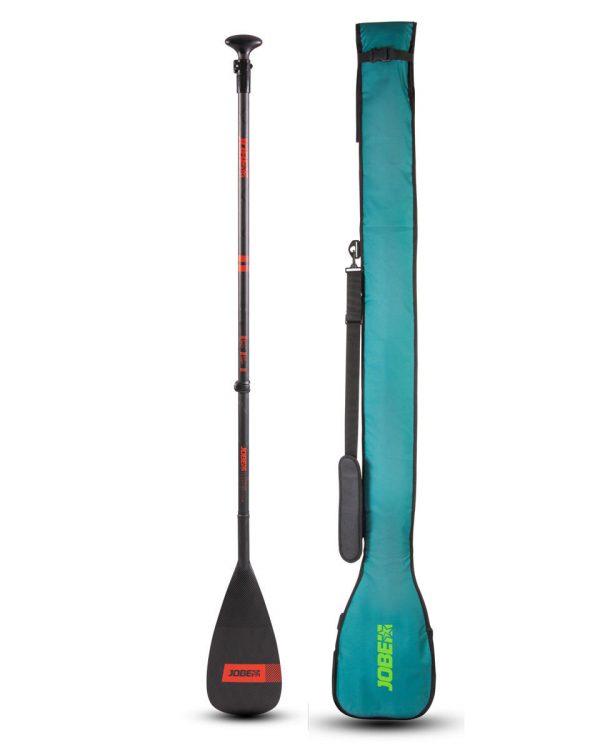 Jobe Carbon Pro Paddle 3 pcs with paddle bag