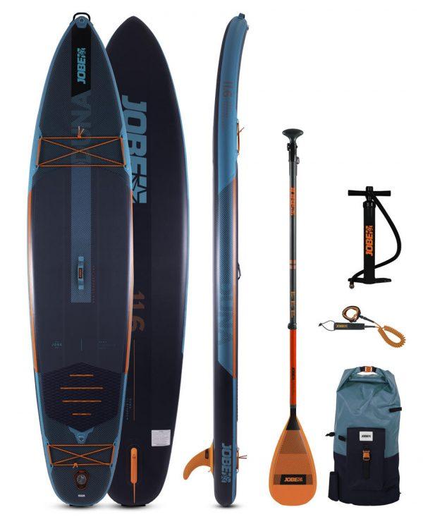 Jobe Aero Duna SUP Board 11.6 Package