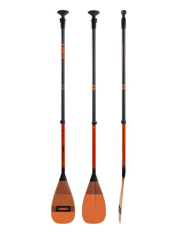 Jobe Fiberglass Paddle Orange 3 pcs