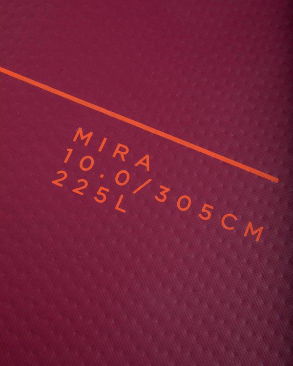 Jobe Aero Mira SUP Board 10.0 Package