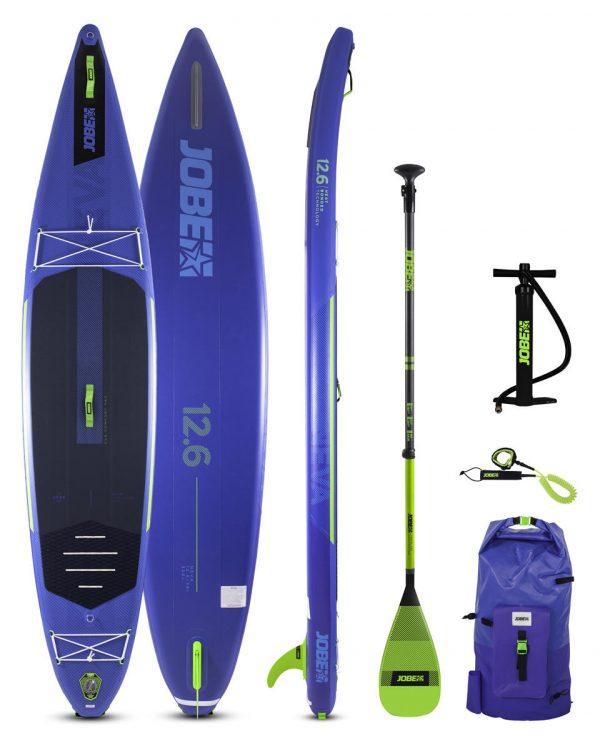 Jobe Aero Neva SUP Board 12.6 Package
