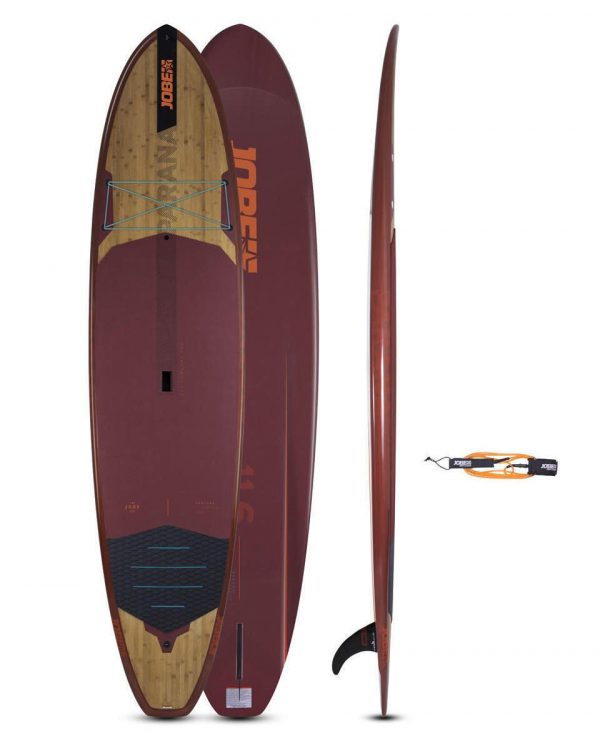 Jobe Bamboo Parana SUP Board 11.6