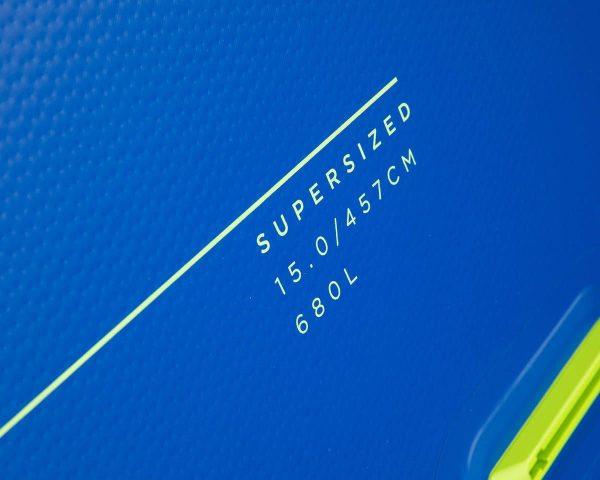 Jobe Aero SUP'ersized SUP Board 15.0