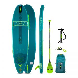 Jobe Aero Yarra SUP Board 10.6 Package Teal