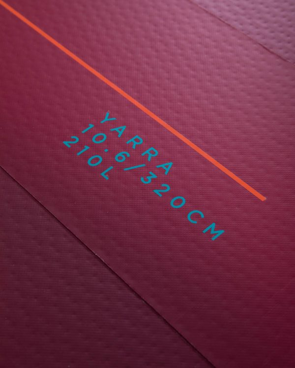 Jobe Aero Yarra SUP Board 10.6 Package Red