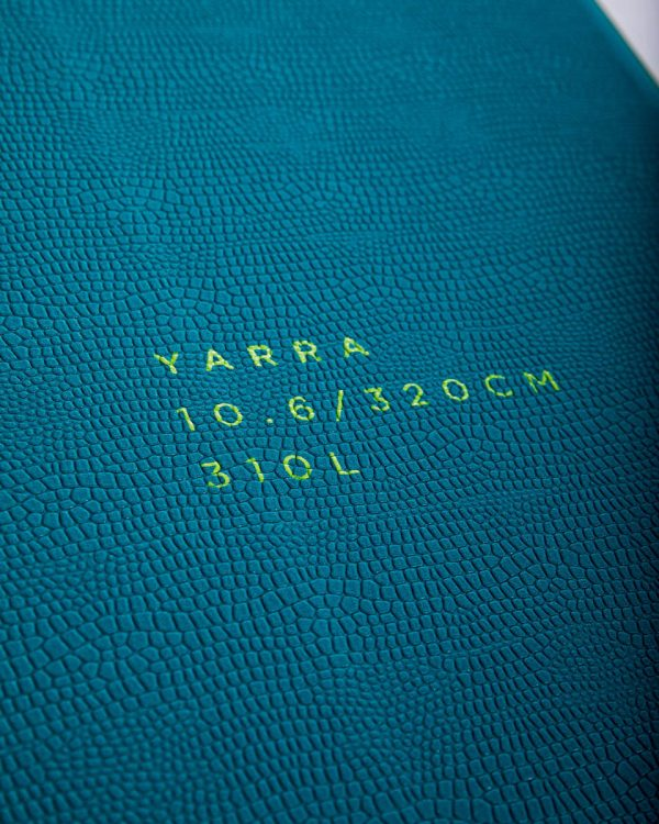 Jobe Aero Yarra SUP Board 10.6 Package Teal