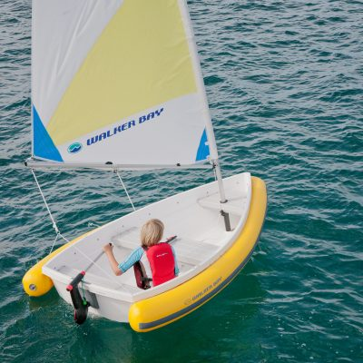 WB 10 Breeze Tube Kit PVC Yellow