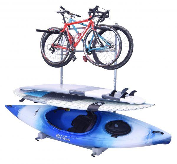 Malone FS Rack 6 Kayak (Box 1 + Box 2 (6 Kayak)) MPG331