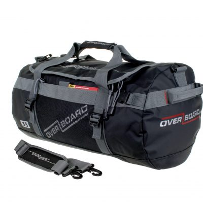 OverBoard Adventure Duffle 90ltr Black