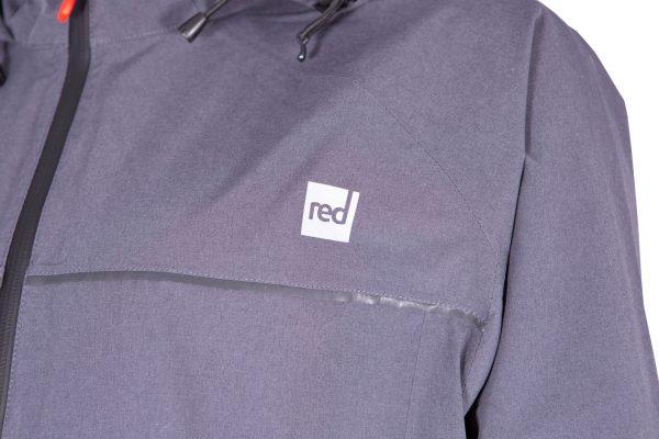 Red Original Mens Active Jacket