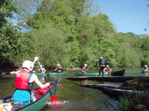 Canoe Taster Session Group booking (School or Youth Group)