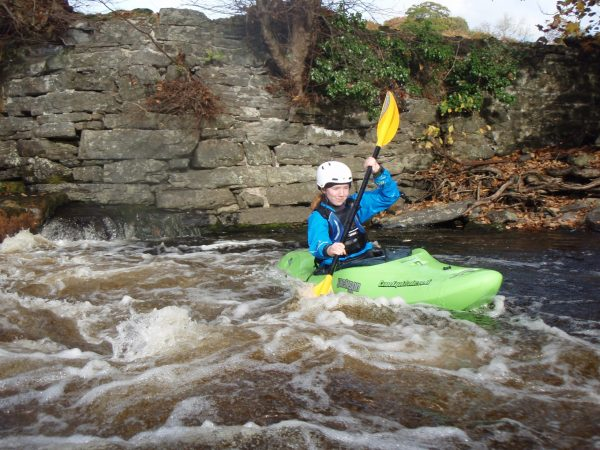 Junior White Water River Trip