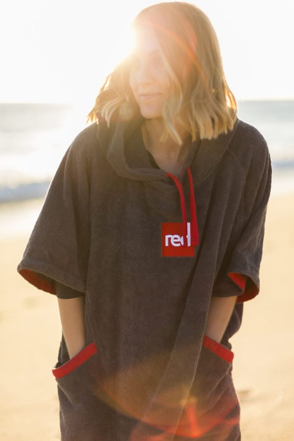 Red Original Deluxe Towelling Robe