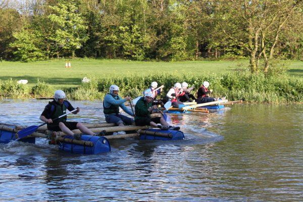 Adults Raft Build Challange