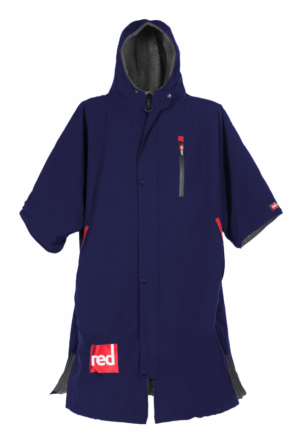 Red Original Pro Change Jacket Short Sleeve