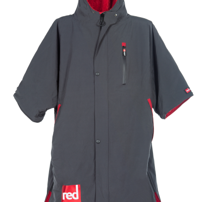 Red Original Pro Change Jacket Short Sleeve