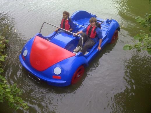 Leisure Car Pedalo