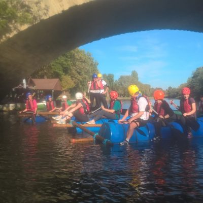 Raft Building (School or youth group)